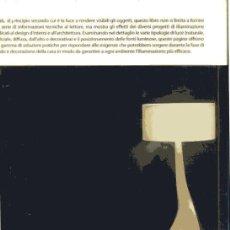 Libros de segunda mano: 500 IDEE: ILLUMINAZIONE. VARIOS. TEXTO EN ESPAÑOL, INGLÉS, PORTUGUÉS E ITALIANO. LOGOS, 2011. Lote 97930595