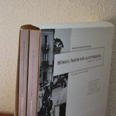 Libros de segunda mano: WÜNSCH. PASIÓN POR LA FOTOGRAFÍA - DOS VOLÚMENES - SANTANDER Y CANTABRIA A PRINCIPIOS DEL SIGLO XX. Lote 97966735
