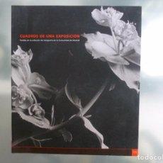 Libri di seconda mano: CUADROS DE UNA EXPOSICIÓN. FONDOS DE LA COLECCIÓN DE FOTOGRAFÍA DE LA COMUNIDAD DE MADRID 2003 153PP. Lote 99212519