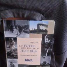 Libros de segunda mano: LAS FOTOS QUE HICIERON HISTORIA 1900-2009. Lote 99220119