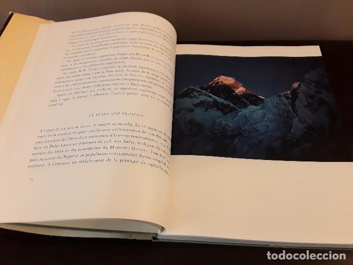 Libros de segunda mano: EVEREST REALITATION PHOTOGRAPHIQUE- EDITON JEHEBER GENEVE - PARIS- EDITE EN SUISSE - Foto 5 - 100443959