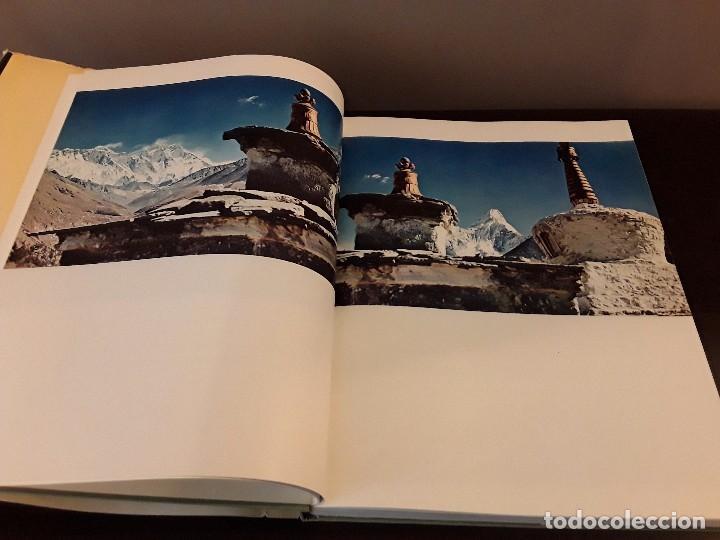 Libros de segunda mano: EVEREST REALITATION PHOTOGRAPHIQUE- EDITON JEHEBER GENEVE - PARIS- EDITE EN SUISSE - Foto 6 - 100443959