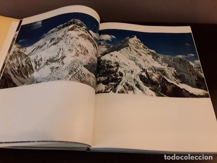 Libros de segunda mano: EVEREST REALITATION PHOTOGRAPHIQUE- EDITON JEHEBER GENEVE - PARIS- EDITE EN SUISSE - Foto 7 - 100443959