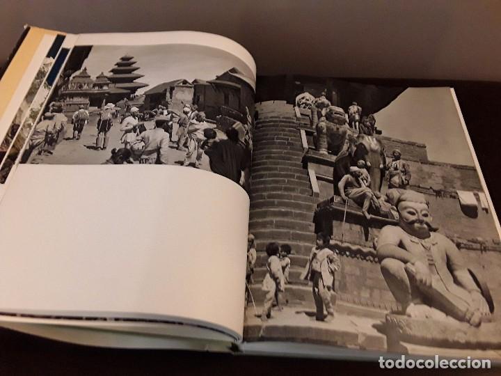 Libros de segunda mano: EVEREST REALITATION PHOTOGRAPHIQUE- EDITON JEHEBER GENEVE - PARIS- EDITE EN SUISSE - Foto 8 - 100443959