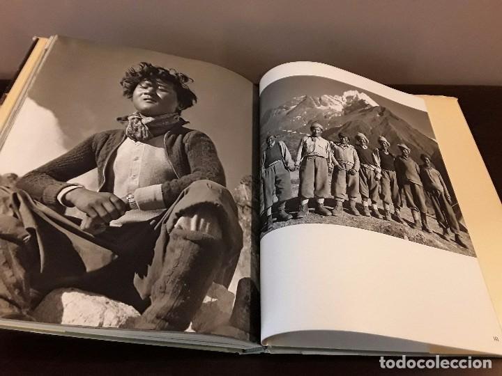 Libros de segunda mano: EVEREST REALITATION PHOTOGRAPHIQUE- EDITON JEHEBER GENEVE - PARIS- EDITE EN SUISSE - Foto 11 - 100443959