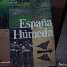Libros de segunda mano: LIBRO LA ESPAÑA HUMEDA. Lote 101003159