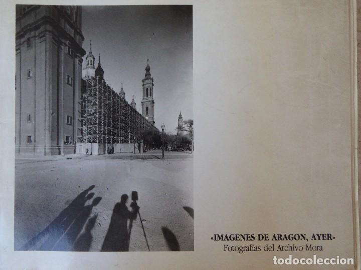 IMÁGENES DE ARAGÓN, AYER. FOTOGRAFÍAS DEL ARCHIVO MORA (Libros de Segunda Mano - Bellas artes, ocio y coleccionismo - Diseño y Fotografía)