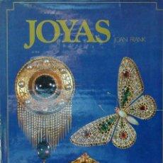 Libros de segunda mano: (JOYERÍA) JOYAS - JOAN FRANK. Lote 101275195