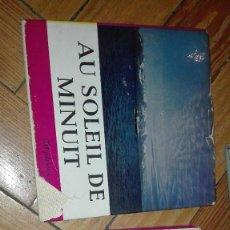 Libros de segunda mano: AU SOLEIL DE MINUIT Y NEW YORK. Lote 101405155
