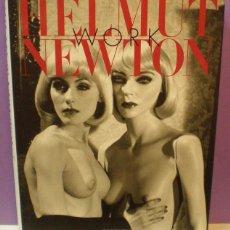 Libros de segunda mano - Helmut Newton - Work - Taschen - 101559315