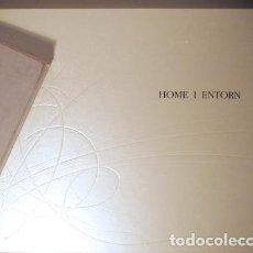 Libros de segunda mano: (ARMAND ÁVARO - SALVADOR MONTROIG - JOAN C. PERIS) - HOME I ENTORN - BARCELONA 1987 - FOTOGRAFIES. Lote 100485322