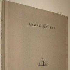 Libros de segunda mano: PAISAJES - ANGEL MARCOS - MUY ILUSTRADO *. Lote 102013451