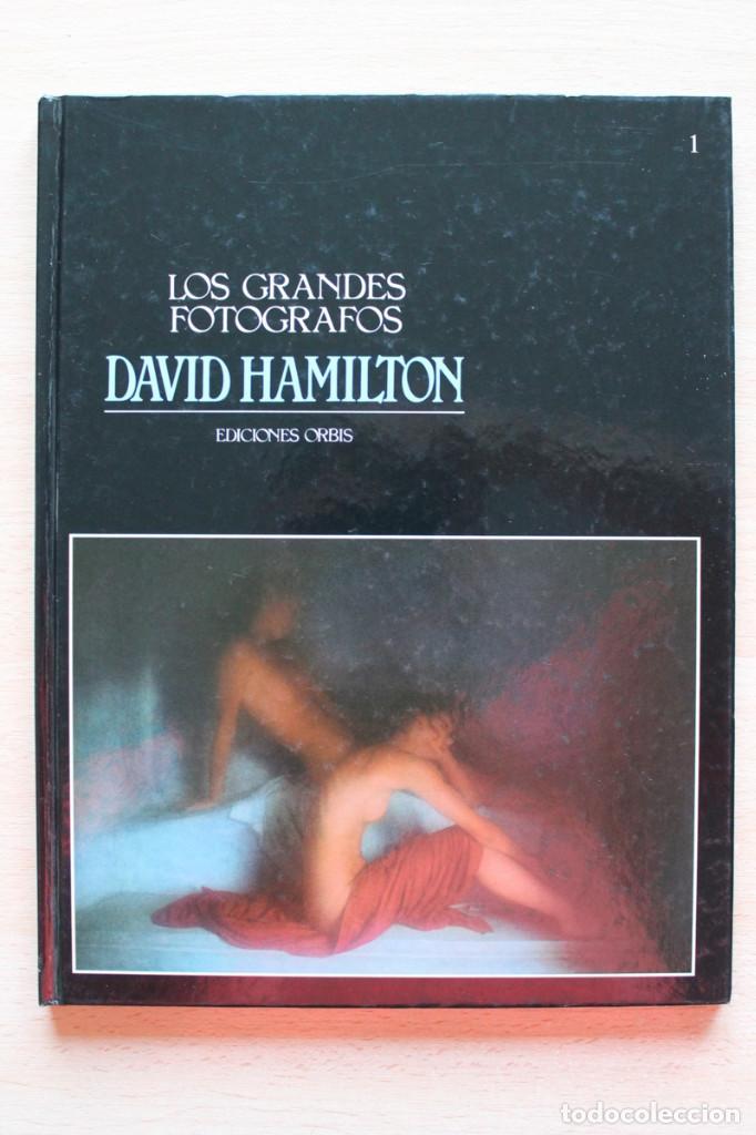 DAVID HAMILTON. LOS GRANDES FOTÓGRAFOS - ORBIS (Libros de Segunda Mano - Bellas artes, ocio y coleccionismo - Diseño y Fotografía)