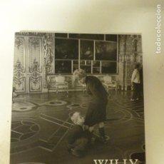 Libros de segunda mano: WILLY RONIS. AA.VV. EDITORIAL: FUNDACION LA CAIXA 2007 160PP. Lote 103528615