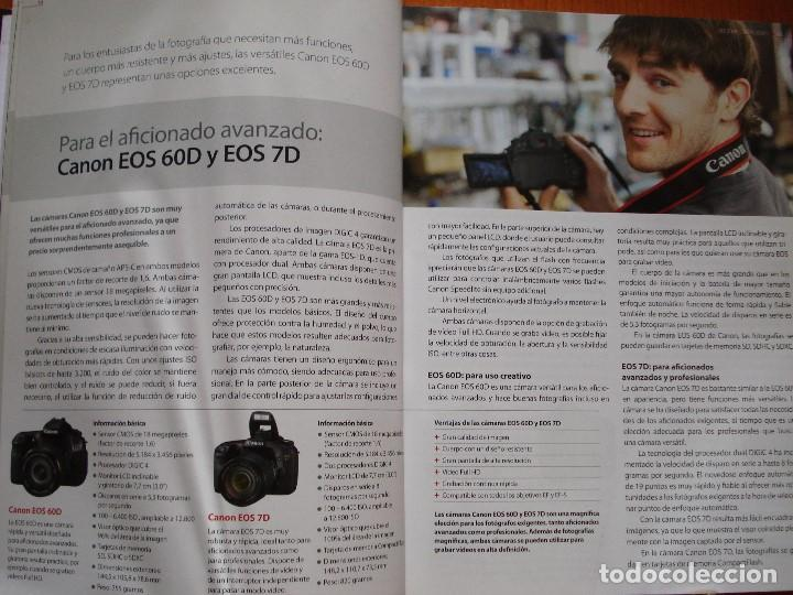 Libros de segunda mano: MEJORES IMAGENES CON LAS CAMARAS REFLEX CANON EOS - Foto 2 - 103828359