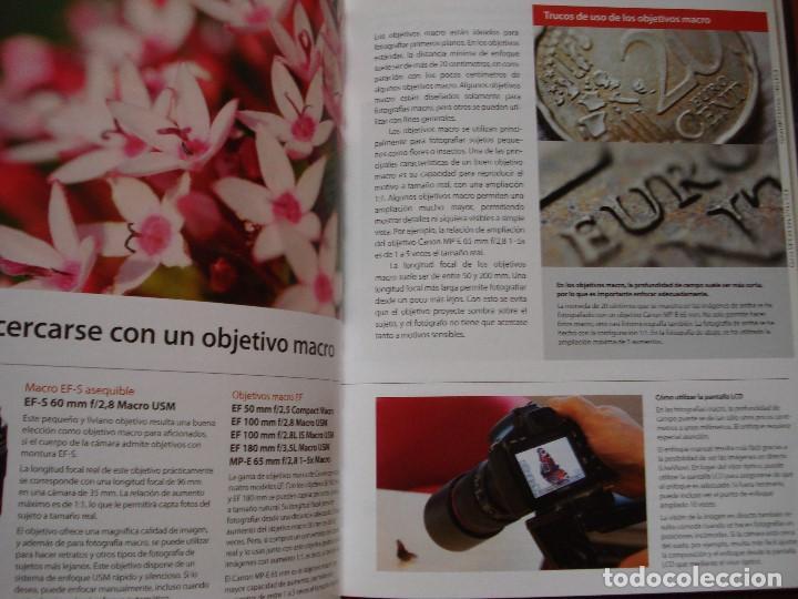 Libros de segunda mano: MEJORES IMAGENES CON LAS CAMARAS REFLEX CANON EOS - Foto 4 - 103828359