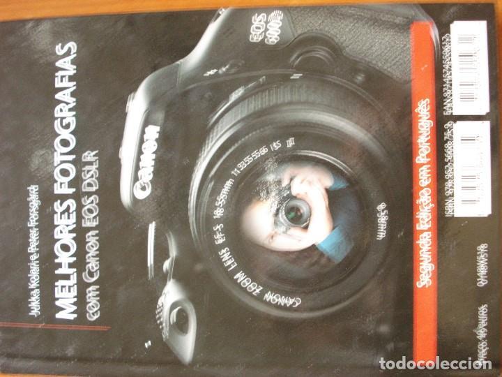 Libros de segunda mano: MEJORES IMAGENES CON LAS CAMARAS REFLEX CANON EOS - Foto 6 - 103828359