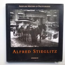 Libros de segunda mano: FOTOGRAFÍA ALFRED STIEGLITZ LIBRO. Lote 103843311