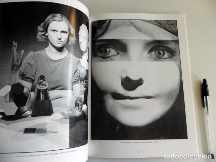 Libros de segunda mano: MAN RAY LIBRO - LOS GRANDES FOTÓGRAFOS ORBIS FABBRI - ARTE FOTOGRAFÍA FOTOS FOTOGRAFÍAS -MÁS EN VENT - Foto 2 - 103843651