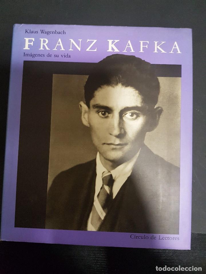 FRANZ KAFKA,IMÁGENES DE SU VIDA (Libros de Segunda Mano - Bellas artes, ocio y coleccionismo - Diseño y Fotografía)