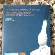 Libros de segunda mano: MILTIMEDIA, FOTOGRAFÍA Y CINEMATOGRAFIA EN CANARIAS, DE VVAA. EXCELENTE ESTADO.. Lote 104883207
