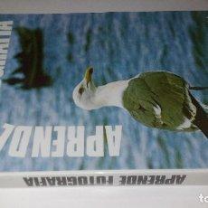 Libros de segunda mano: APRENDE FOTOGRAFIA-ANTOINE DESILETS, DAIMON, 1979. Lote 104997783