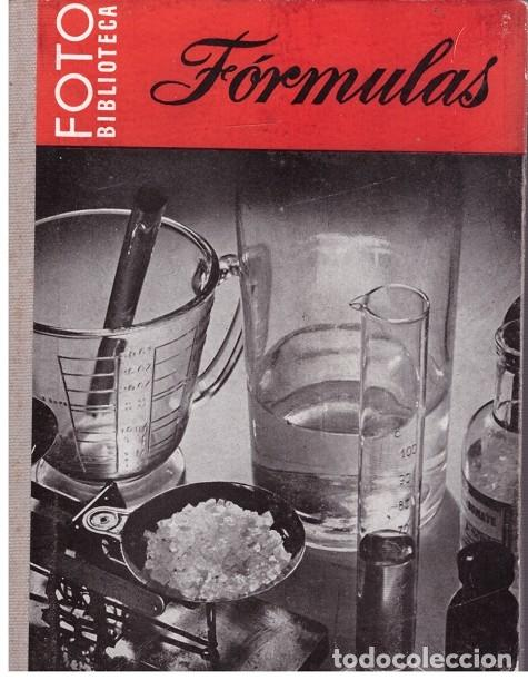 fórmulas. en vuestro cuarto oscuro - Comprar Libros de diseño y ...