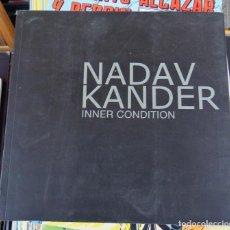Libros de segunda mano: NADAV KANDER, INNER CONDITION, DESNUDOS. Lote 105920055