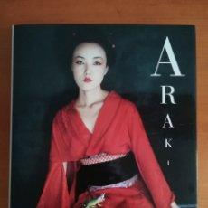 Libros de segunda mano: NOBUYOSHI ARAKI YO VIDA MUERTE. Lote 160967181