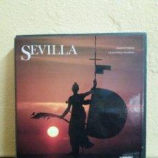 Libros de segunda mano: SEVILLA, GRAN LIBRO DE FOTOGRAFIAS, RAMON MASATS Y V PEREZ ESCOLANO. Lote 109279519