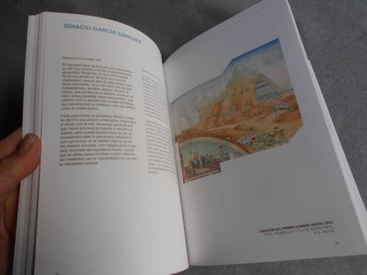 Libros de segunda mano: XVI CONCURSO DE ENCUENTROS DE ARTE CONTEMPORANEO - Foto 8 - 109463187