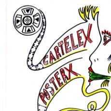 Libros de segunda mano: CARTELEX DE RAFAEL SÁNCHEZ. BLUR EDICIONES.. Lote 109500011