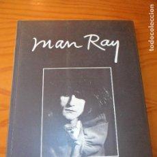Livres d'occasion: MAN RAY - LIBRO FOTOGRAFIA - INSTITUTO LEONES DE CULTURA 1995 - GRAN FORMATO. Lote 109557139