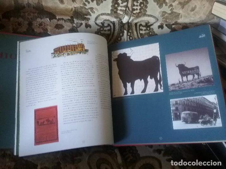 Libros de segunda mano: Un toro negro y enorme (El toro Osborne). Ed. lujo, gran formato, muy ilustrado. - Foto 5 - 110039031