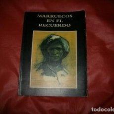 Libros de segunda mano: CATÁLOGO EXPOSICIÓN FOTOGRÁFICA (PROTECTORADO ESPAÑOL DE) MARRUECOS EN EL RECUERDO. Lote 110115903