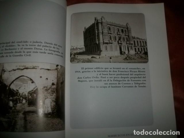 Libros de segunda mano: CATÁLOGO EXPOSICIÓN FOTOGRÁFICA (PROTECTORADO ESPAÑOL DE) MARRUECOS EN EL RECUERDO - Foto 3 - 110115903