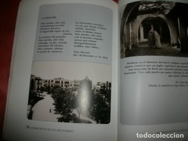 Libros de segunda mano: CATÁLOGO EXPOSICIÓN FOTOGRÁFICA (PROTECTORADO ESPAÑOL DE) MARRUECOS EN EL RECUERDO - Foto 4 - 110115903
