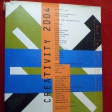 Libros de segunda mano - GUÍA CREATIVITY 2004. EL DISEÑO Y LA COMUNICACIÓN EN LA GESTIÓN EMPRESARIAL. DISEÑO GRÁFICO - 110526039