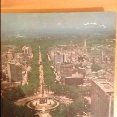 Libros de segunda mano: LA CIUDAD DE MEXICO. DEPARTAMENTO DEL DISTRITO FEDERAL 1952 - 1964. Lote 284596783