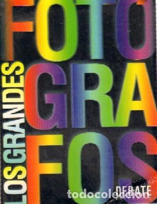 LOS GRANDES FOTOGRAFOS. VV.AA. FT-127 (Libros de Segunda Mano - Bellas artes, ocio y coleccionismo - Diseño y Fotografía)