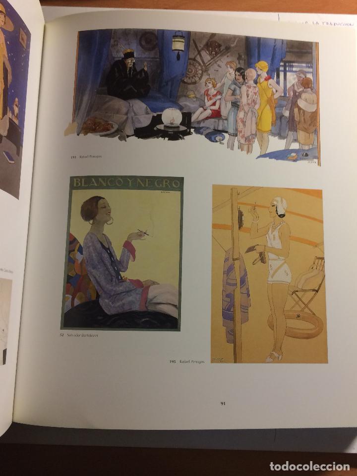 Libros de segunda mano: La Eva Moderna.Ilustracion grafica española 1914-1935.Catalogo Exposicion 1997 - Foto 8 - 111430991