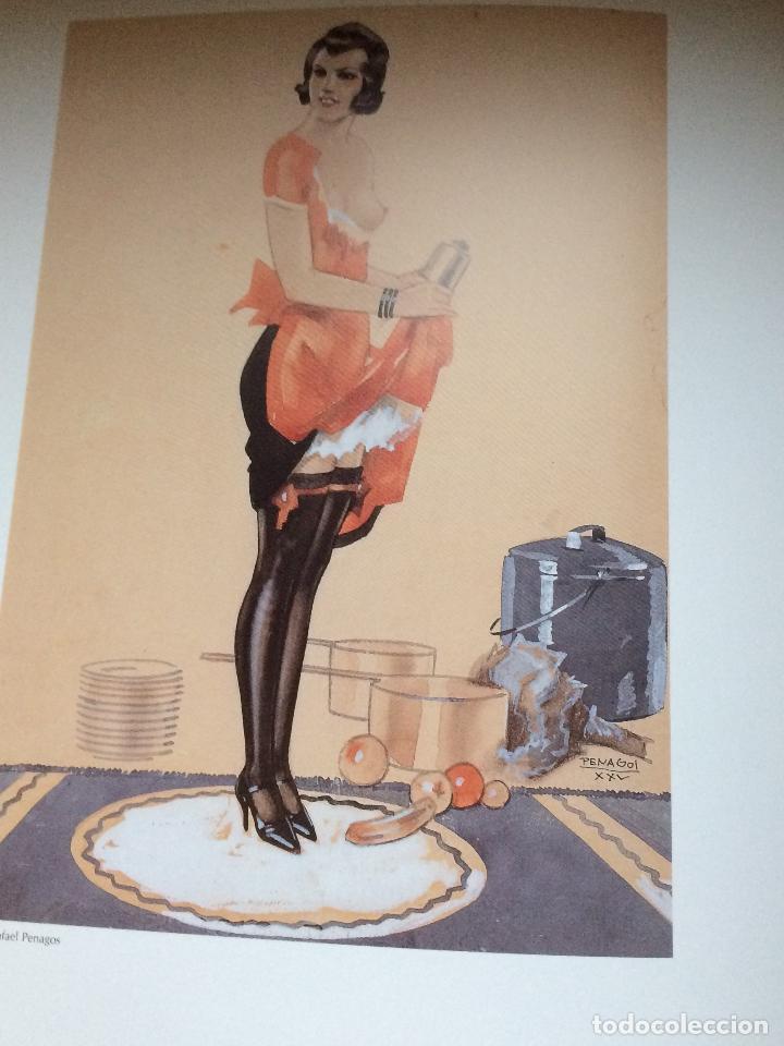 Libros de segunda mano: La Eva Moderna.Ilustracion grafica española 1914-1935.Catalogo Exposicion 1997 - Foto 9 - 111430991