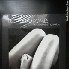 Libros de segunda mano - 95 fotografías y 6 zapatos - Leopoldo Pomés - 111501246