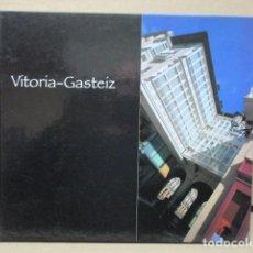 Libros de segunda mano: VITORIA-GASTEIZ - QUINTAS FOTOGRAFOS ( ARQUITECTURA - URBANISMO. COSTUMBRISMO) . Lote 111534911