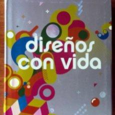 Libros de segunda mano: DISEÑOS CON VIDA - INDEX BOOK. Lote 111695411