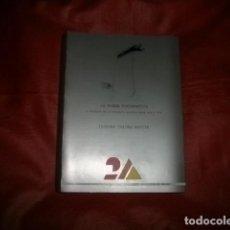 Libros de segunda mano: LA FORMA FOTOGRÁFICA A PROPÓSITO DE LA FOTOGRAFÍA ESPAÑOLA DESDE 1839 A 1939 - ISIDORO COLOMA MARTIN. Lote 111794287