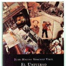Libros de segunda mano: EL UNIVERSO DE LA FOTOGRAFÍA. PRENSA, EDICION, DOCUMENTACION. - SANCHEZ VIGIL, JUAN MIGUEL. - A-FOTO. Lote 111814919