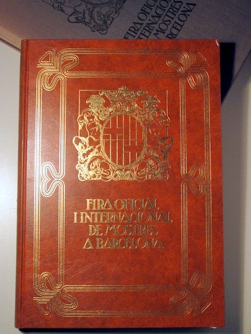 FIRA OFICIAL I INTERNACIONAL DE MOSTRES A BARCELONA. CARTELLS - BARCELONA 1980 - MOLT IL·LUSTRAT (Libros de Segunda Mano - Bellas artes, ocio y coleccionismo - Diseño y Fotografía)