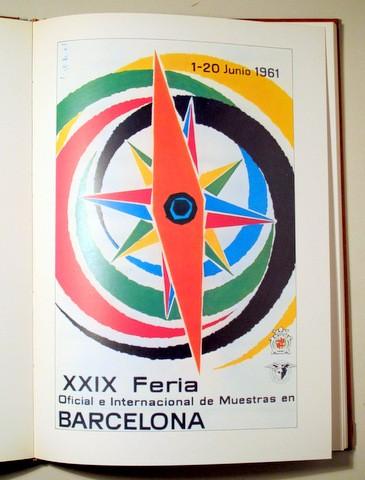 Libros de segunda mano: FIRA OFICIAL I INTERNACIONAL DE MOSTRES A BARCELONA. CARTELLS - Barcelona 1980 - Molt il·lustrat - Foto 3 - 112207680