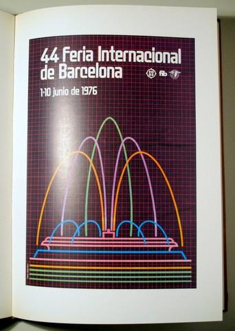 Libros de segunda mano: FIRA OFICIAL I INTERNACIONAL DE MOSTRES A BARCELONA. CARTELLS - Barcelona 1980 - Molt il·lustrat - Foto 4 - 112207680
